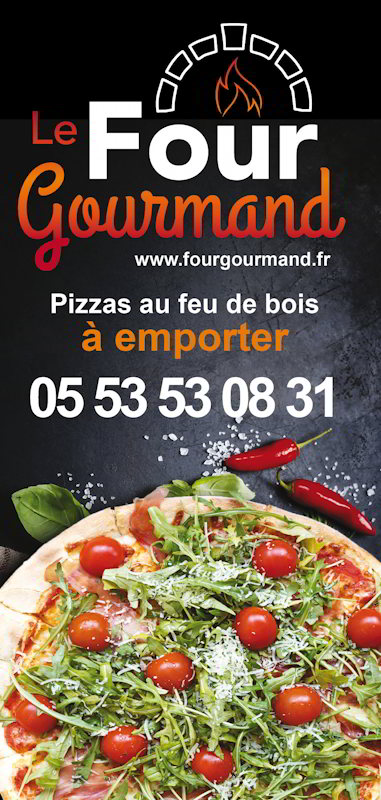 flyer four gourmand